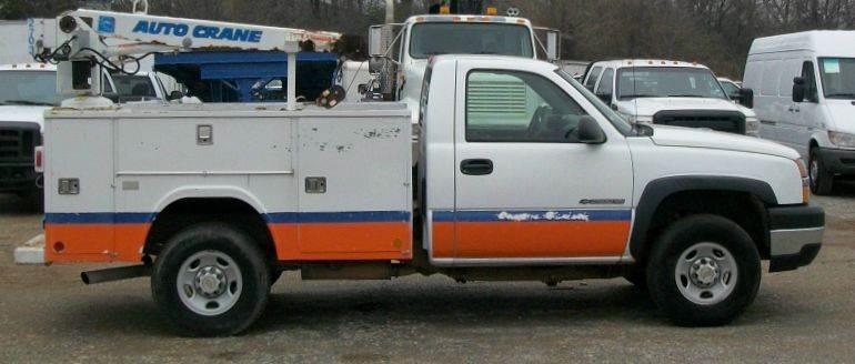 Utility Service Trucks For Sale In Bedford Va
