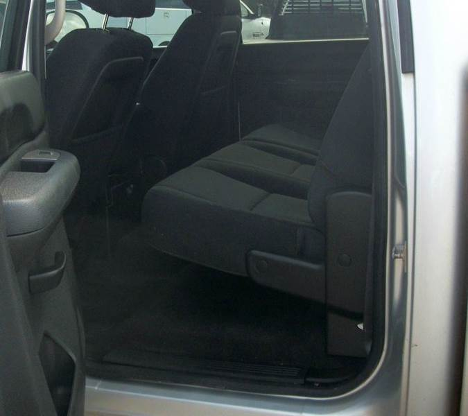 2013 Chevrolet Silverado 1500 4x4 LT 4dr Crew Cab 5.8 ft. SB - Atoka OK