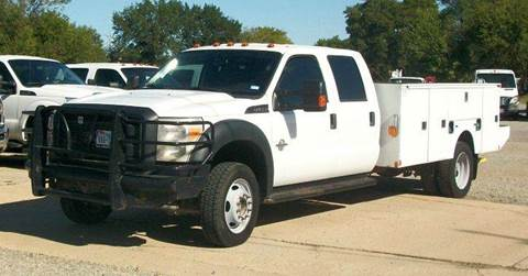 Ford F 550 For Sale