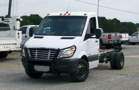 Freightliner Sprinter 3500 For Sale Durant Ok