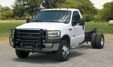 2007 Ford F-350 for sale in Atoka, OK
