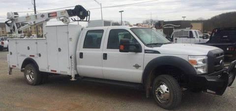 Utility Service Trucks For Sale Oklahoma
