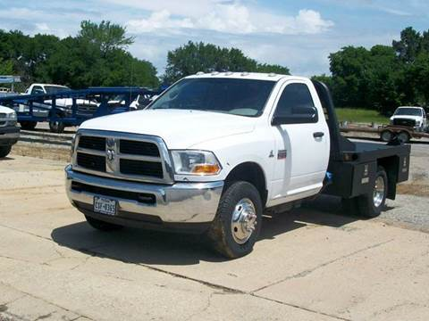 2012 Ram Ram Chassis 3500 For Sale