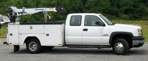 Utility Service Trucks For Sale Atoka Ok