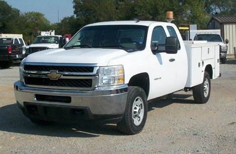 Utility Service Trucks For Sale