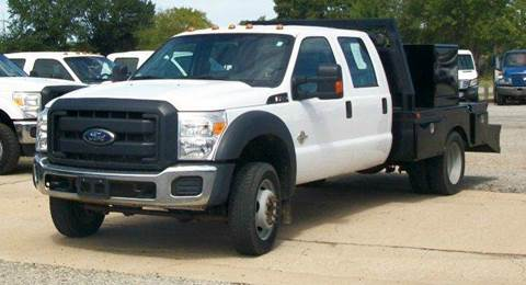 2014 Ford F-450 4DR 4X4