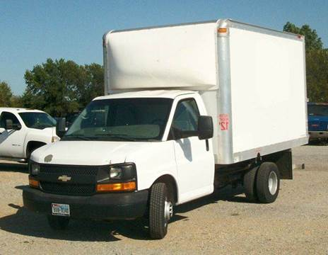 2011 Chevrolet Express Cutaway for sale in Atoka, OK