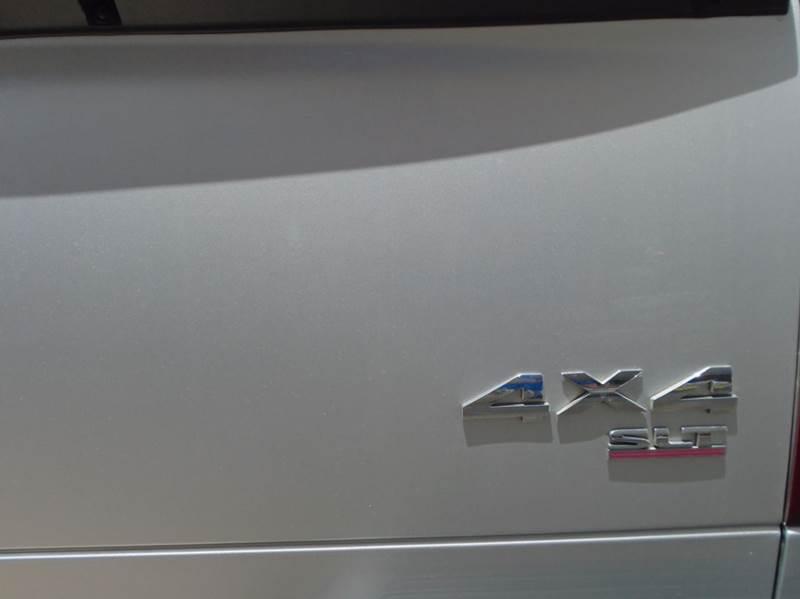 2007 Dodge Ram Pickup 1500 Slt 4dr Quad Cab 4wd Lb In