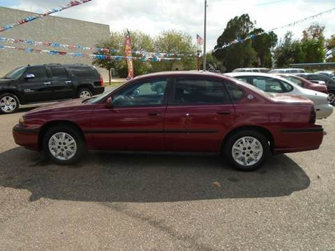 2005 Chevrolet Impala for sale in Mcallen, TX
