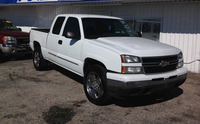 2007 chevrolet silverado 1500 classic ls 4dr extended cab 6 5 ft sb in south houston tx. Black Bedroom Furniture Sets. Home Design Ideas