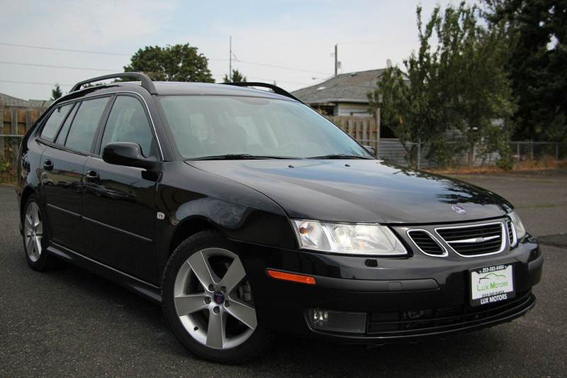 2007 saab 9 3 sportcombi aero for sale in seattle wa. Black Bedroom Furniture Sets. Home Design Ideas