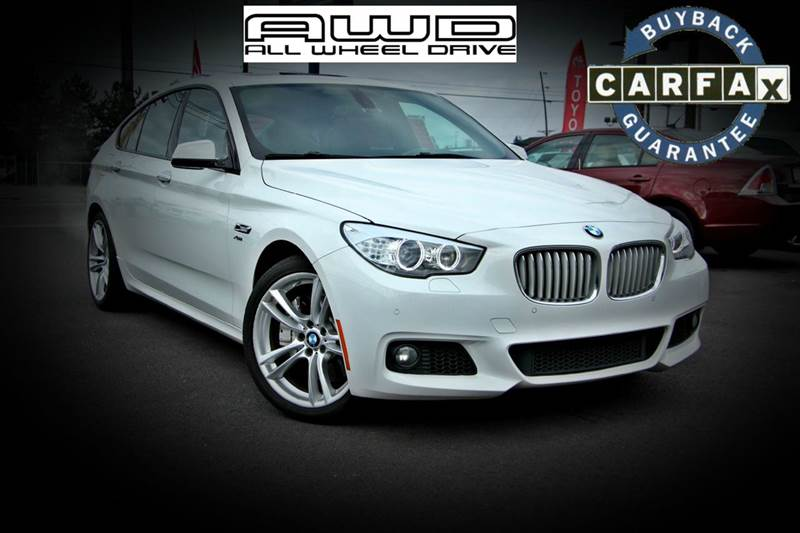 Bmw Series I GT XDrive MPACKAGE Gran Turismo AWD I - Bmw 535i m package