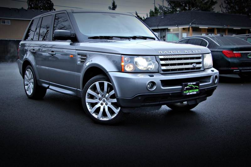 land rover range rover sport for sale in tacoma wa. Black Bedroom Furniture Sets. Home Design Ideas