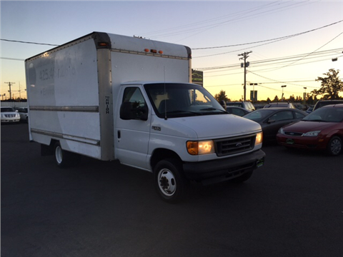 2004 Ford E-350 E350 E450 E150 E250 Carg for sale in Tacoma, WA