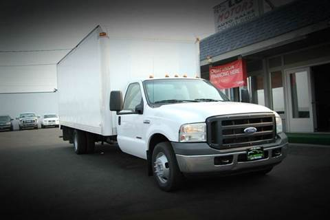 2006 Ford F-350 Super Duty for sale in Tacoma, WA