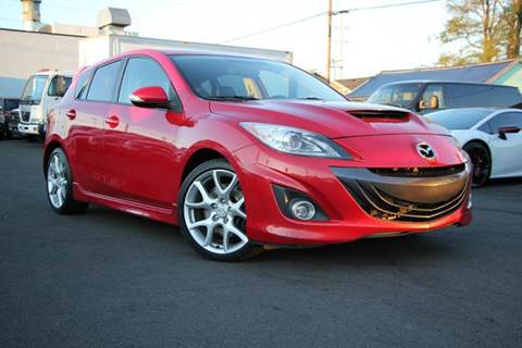 2012 Mazda MAZDASPEED3 for sale in Tacoma, WA
