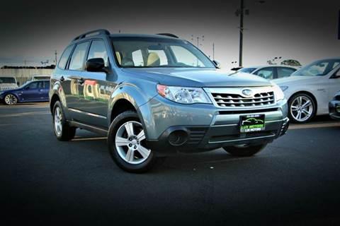 2013 Subaru Forester for sale in Tacoma, WA