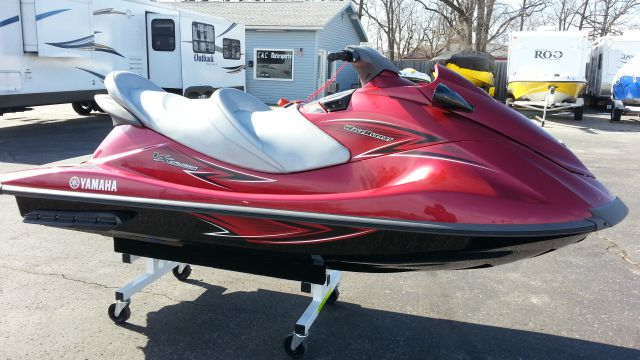 2014 Yamaha VX CRUISER-14 HRS-WARRANTY