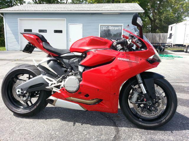 2014 Ducati 899 PENIGALE SUPERBIKE