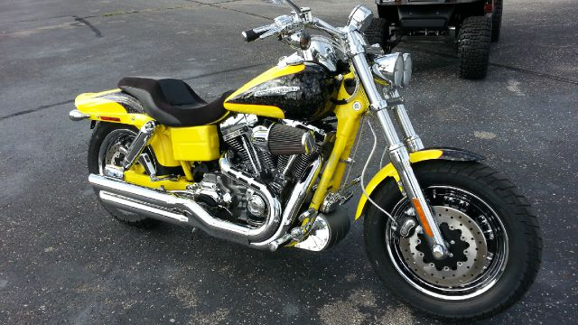 2009 HARLEY DAVIDSON CVO SCREAMIN EAGLE FAT BOB FXDFSE