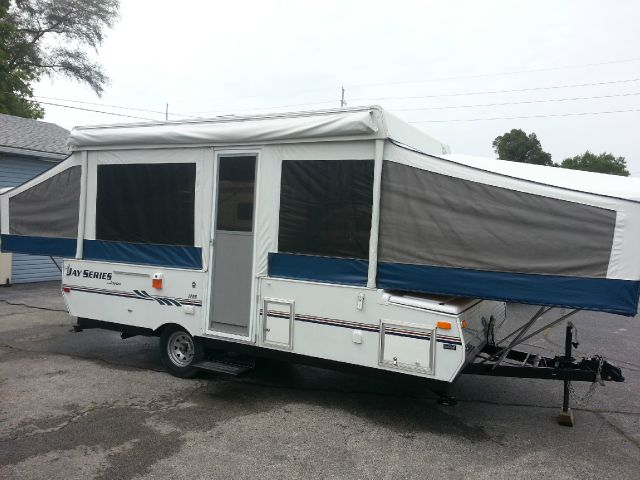 2007 Jayco JAY SERIES 1206 ---POP UP -- SLIDEOUT