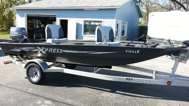 2009 XPRESS HD16PF HD 16 PF