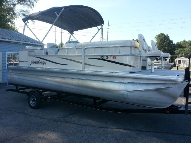 2008 GODFREY SWEETWATER PONTOON 2180