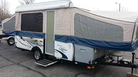 2012 COACHMAN CLIPPER CLASSIC 1285SST // SLIDE // MINT  //  LOADED //