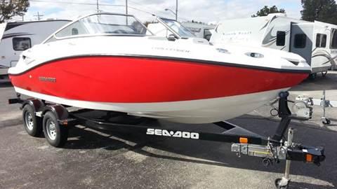 2012 SEA DOO CHALLENGER 210S // 24 HRS // MINT !!!  SEADOO CHALLENGER 210 S