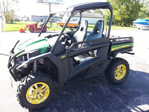 2014 John Deere GATOR  RSX850I TRAIL // 67 HRS //  570 MILES // LOADED // RSX 850