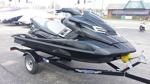 2014 Yamaha WAVE RUNNER FX SVHO // 270 HP // FX SVHO // SUPERCHARGED INTERC