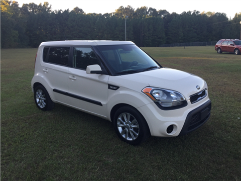 2013 Kia Soul for sale in Sanford, NC