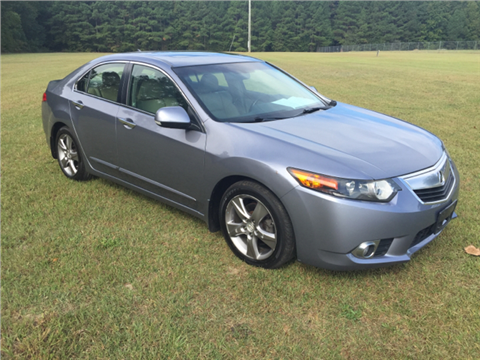 2011 Acura TSX for sale in Sanford, NC