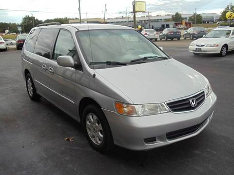 2003 Honda Odyssey