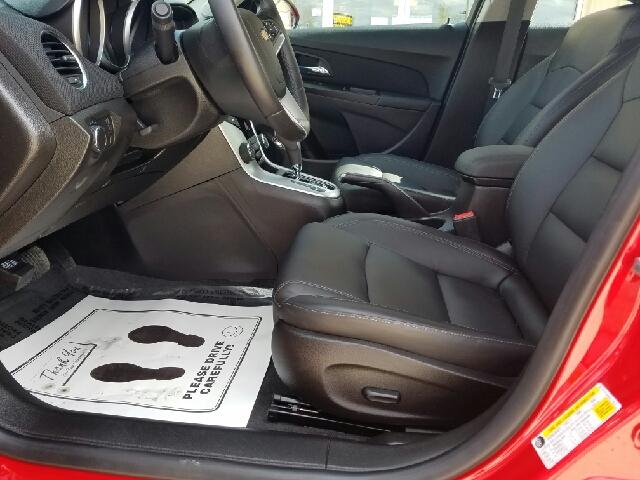2016 Chevrolet Cruze Limited 2LT Auto 4dr Sedan w/1SH - Mountain Home AR