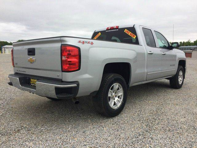 2015 Chevrolet Silverado 1500 4x4 LT 4dr Double Cab 6.5 ft. SB - Mountain Home AR