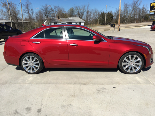 2013 Cadillac ATS 3.6L Premium 4dr Sedan - Mountain Home AR