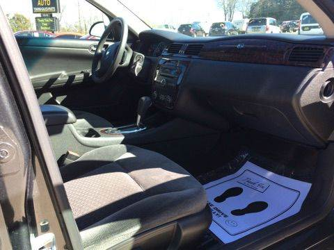 2015 Chevrolet Impala Limited LT Fleet 4dr Sedan - Mountain Home AR