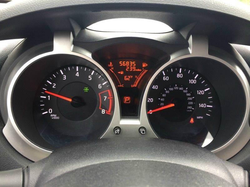 2013 Nissan JUKE AWD SV 4dr Crossover - Mountain Home AR