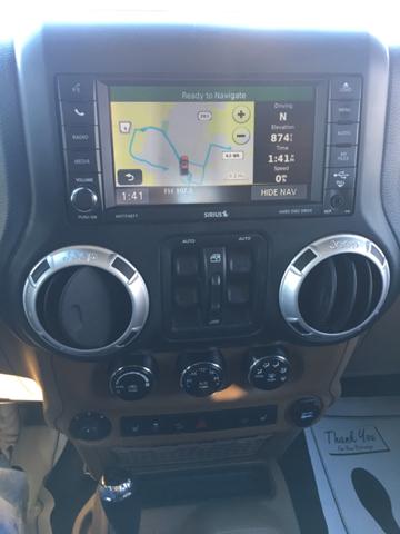 2014 Jeep Wrangler Unlimited Sahara 4x4 4dr SUV - Mountain Home AR