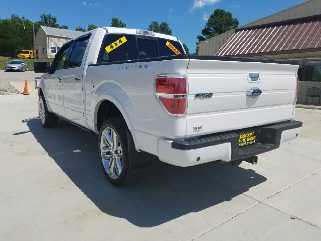 2013 Ford F-150 Limited 4x4 4dr SuperCrew Styleside 5.5 ft. SB - Mountain Home AR
