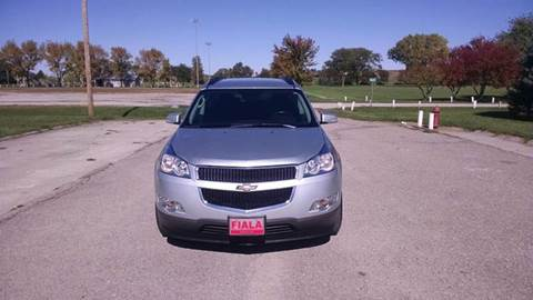 2012 Chevrolet Traverse for sale in Howells, NE