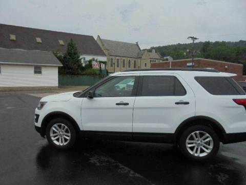 2016 Ford Explorer for sale in Sistersville, WV