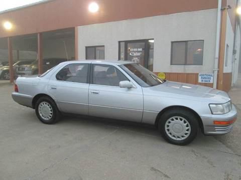 1991 Lexus LS 400 for sale in Osage Beach, MO