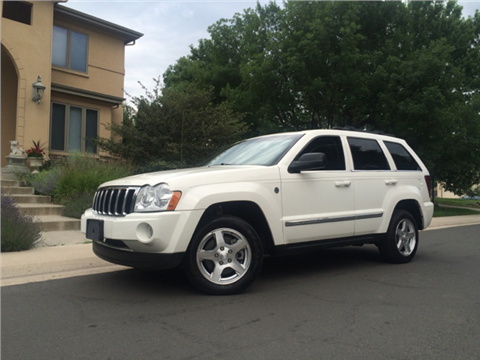 2007 Jeep Grand Cherokee for sale in Denver, CO