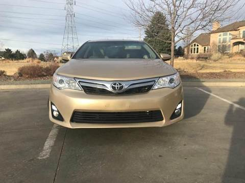 2012 Toyota Camry for sale in Denver, CO