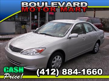2003 Toyota Camry for sale in Pittsburgh, PA