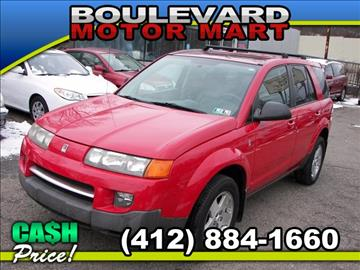 2004 Saturn Vue for sale in Pittsburgh, PA