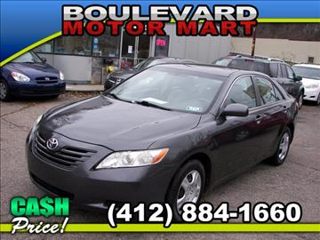 2007 Toyota Camry for sale in Pittsburgh, PA