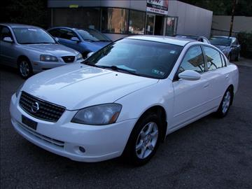 2005 Nissan Altima for sale in Pittsburgh, PA